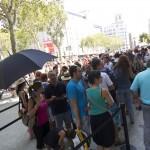 apple store barcelona paseo de gracia Inauguración